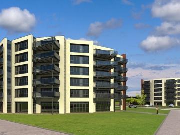 Appartementencomplex Bavel